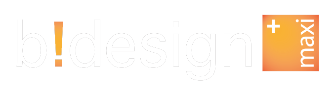 bdesign maxi plus logo